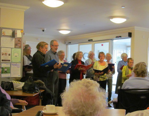 Uckfield Singers - Sing With US Group